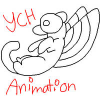 Wing Flap Animation - YCH - OPEN - Price Reduced! by Kikiorylandia