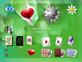 Aero Vini Vista icon games by Vinis13