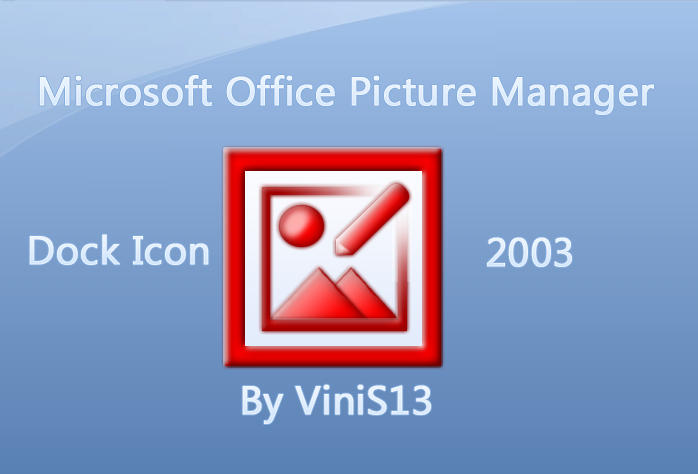 Microsoft Pictures Manager 2003 Download