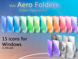 Aero Folders Color V2 by Vinis13