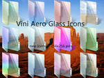 New Vini Glass Icons