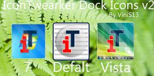 IconTweaker Dock Icons V2