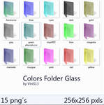 Colors Folder Glass