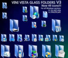 Vini Vista Glass Folders V3 by Vinis13