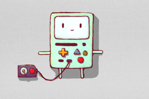 BMO Button Masher - Rainmeter