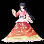 MMD Touhou - Montecore Kaguya Edit DL