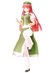 MMD Touhou - Montecore styled Hong Meiling DL