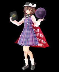 MMD models, rigged models and edited models by ToaJahli on
