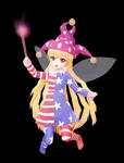 MMD Touhou - Montecore styled Clownpiece DL