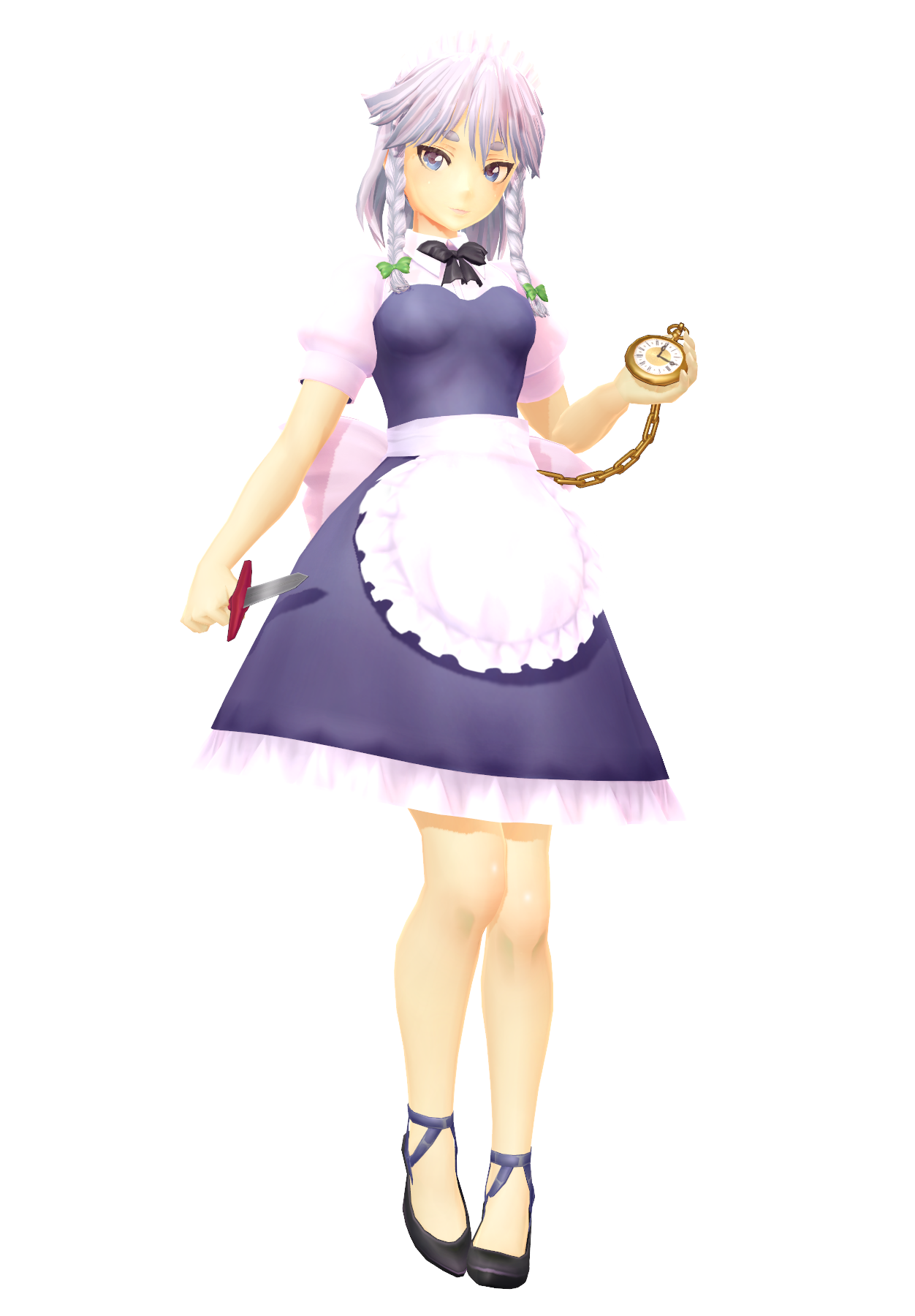 3d mmd voluptous sakuya and patchouli in kiss me 4