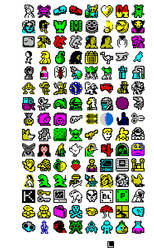 zx spectrum win icons by 0-4