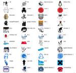 radiohead icons XP