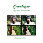 Greenshopper By Yukina