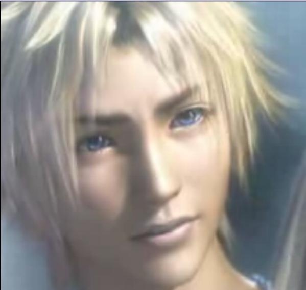 Final Fantasy Seven Minutes in Heaven Tidus by