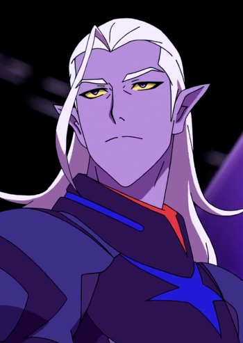 The Left Hand  Lotor x Reader by VampireGodesNyx on DeviantArt