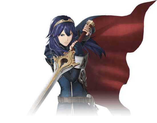 Fire Emblem Sharena X Reader: Sealed With A... Lucina X Reader (Oneshot) By