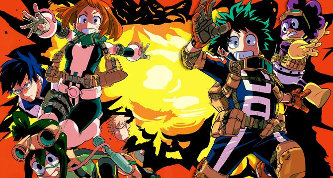 Boku no Hero Academia Seven in Heaven - Intro by