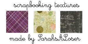 Scrapbook Textures