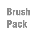 Brushpack by willroberts04