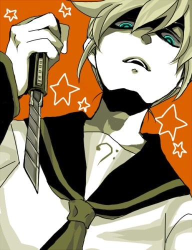 The Vocaloid Yandere Len X Reader {Forum Aden}