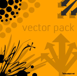 1deadpixel - vector brush pack