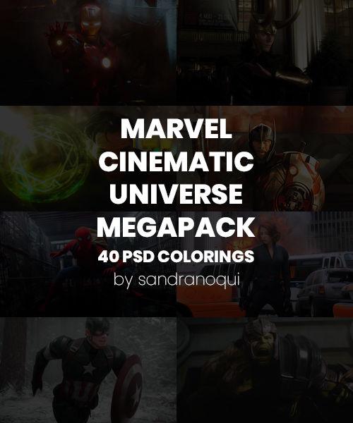 Marvel Cinematic Universe | Megapack