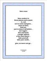 'Time Cross' by SBricker
