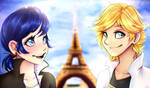 Miraculous [GIF] by happy-little-ghost