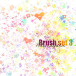 Colors everywhere - brush