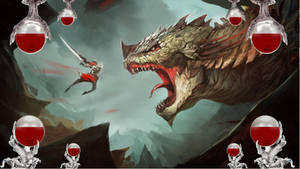 Dragons Lair - RAM Preview for Rainmeter