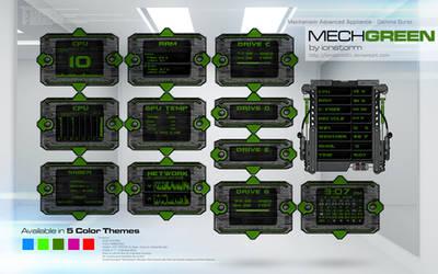 Mechanism Advanced Appliance - Gamma Burst v1.1