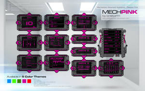 Mechanism Advanced Appliance - Passion Pink  v1.1