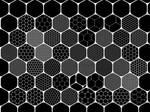 72 hexagonal patterns for gimp