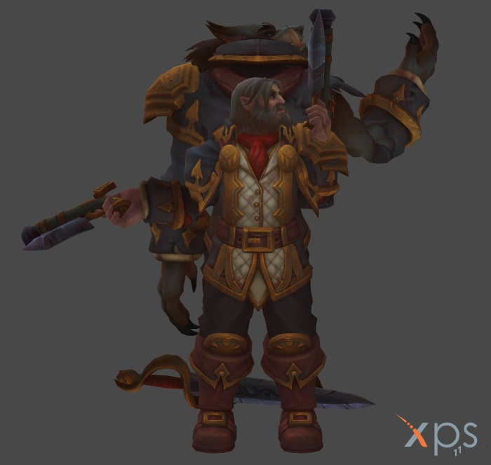Hots Greymane For Xnalara By Uchihadems On Deviantart Collaborative list created by player votes. hots greymane for xnalara by uchihadems