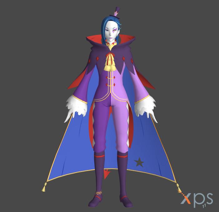 Rezero Infinity Roswaal L Mathers For Xnalara By Uchihadems On Deviantart