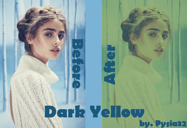 dark yellow by Pysia32 by Pysia32