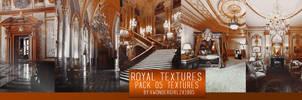 Royal Textures Pack by XWondergirlzX1995
