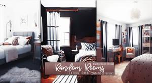 Random Rooms Texture Pack by XWondergirlzX1995