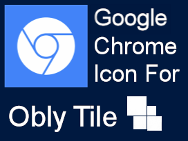 Google Chrome icon For Oblytile by OrHazut