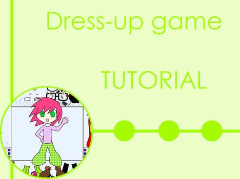 Dress up tutorial