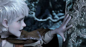 Jack Frost Fangirling GIF