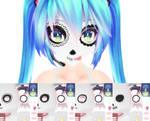 4+ TDA DDLM Face Texture