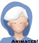Detailed Blinking/Smiling Blue Bell! by UtauRueCross