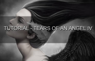 TUTORIAL: Tears of an Angel IV by MirellaSantana