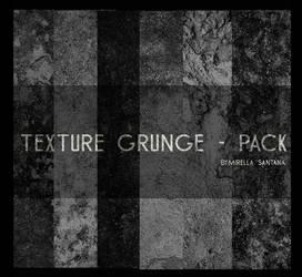 TEXTURES GRUNGE - PACK by MirellaSantana