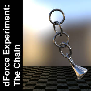 dForce experiment: the chain