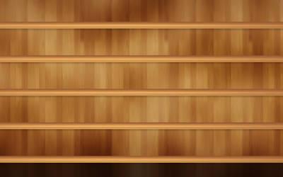 Explorer Shelves by madcat101