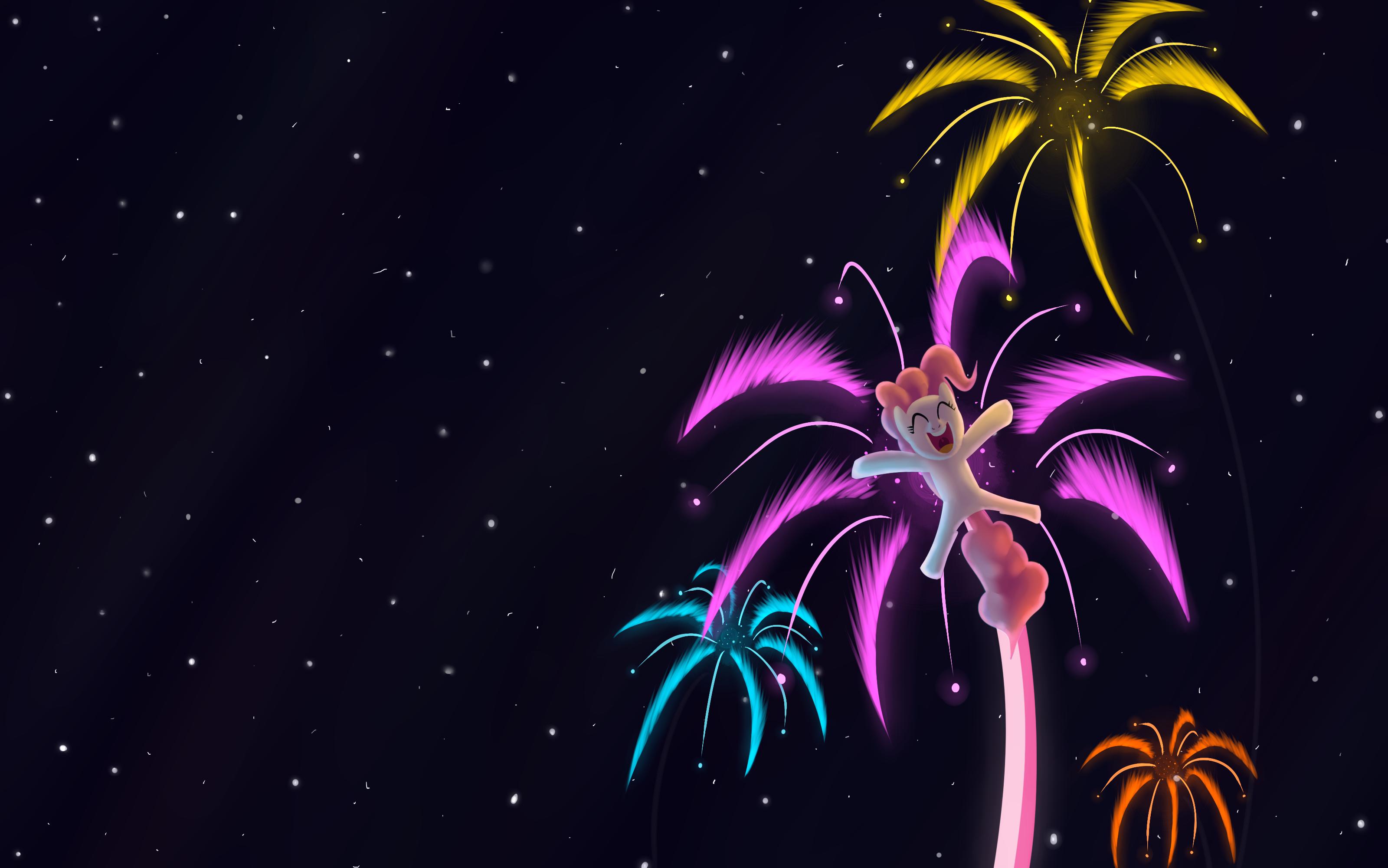 Pinkie's Fireworks by Ilonis