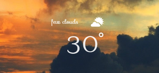 EasyWeather 1.0 by JaroWest