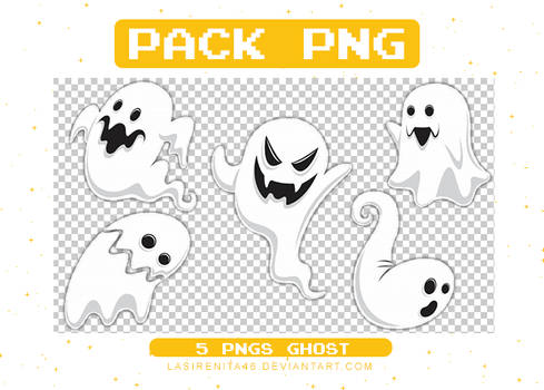 PNG 01 // GHOSTS